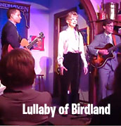 Video: Lullaby of Birdland